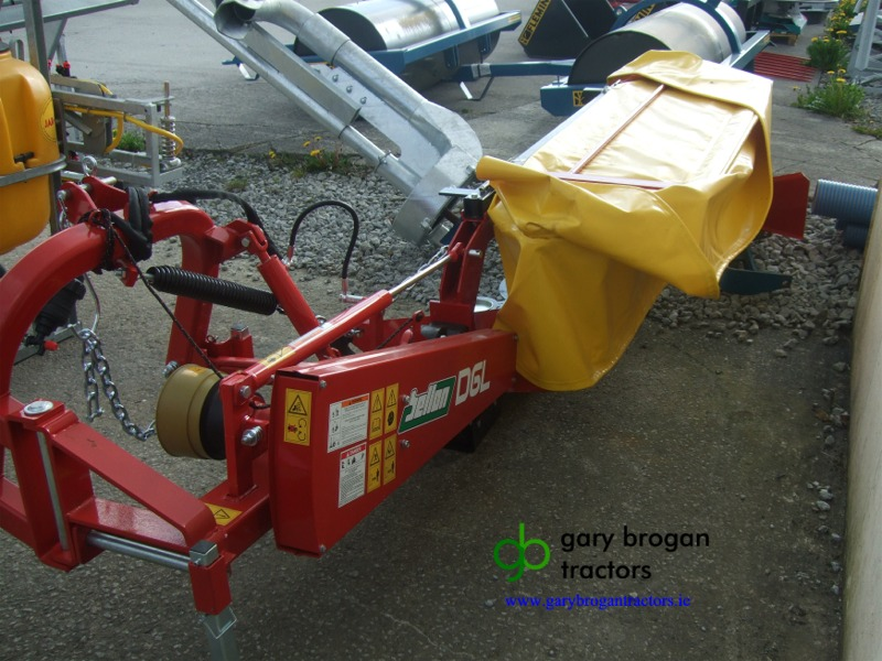 Bellon D6L Mower