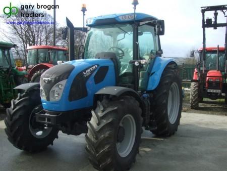 Landini 6-120C Tractor